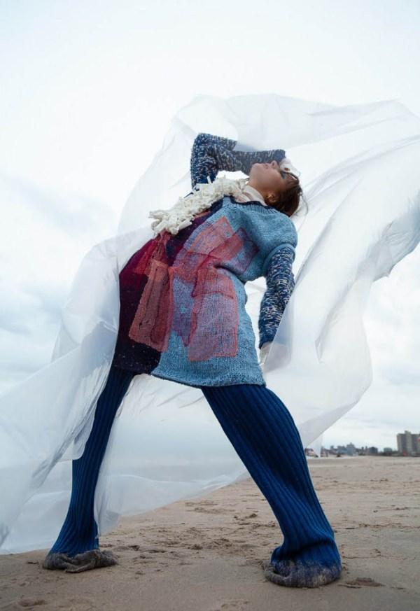 knitGrandeur- Niyomi Shah: FIT Future of Fashion 2021, Knitwear