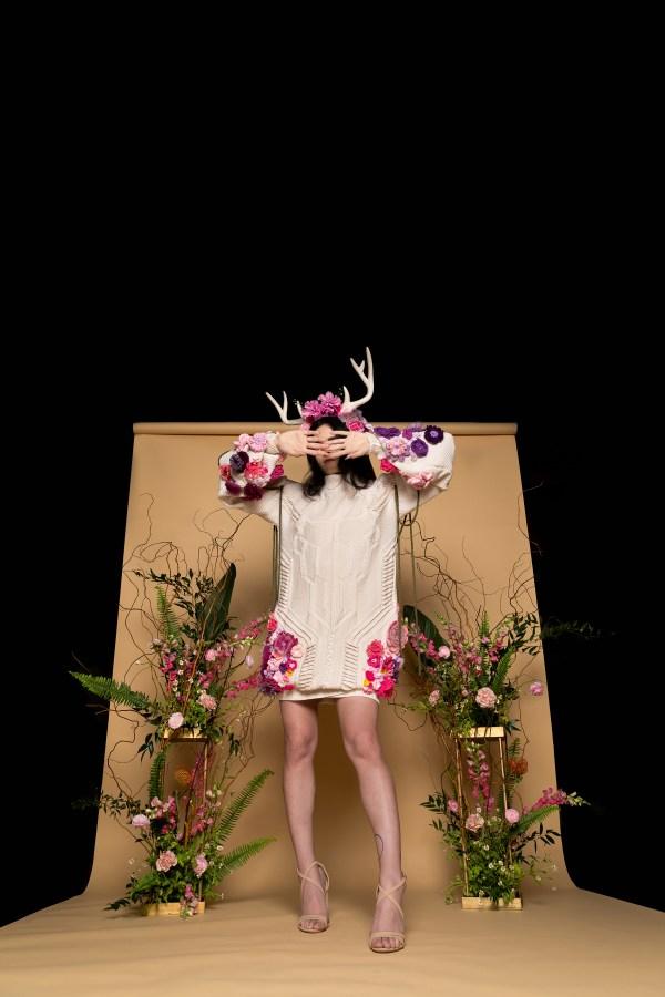 knitGrandeur- Jonathan Wayne: FIT Future of Fashion 2021, Knitwear