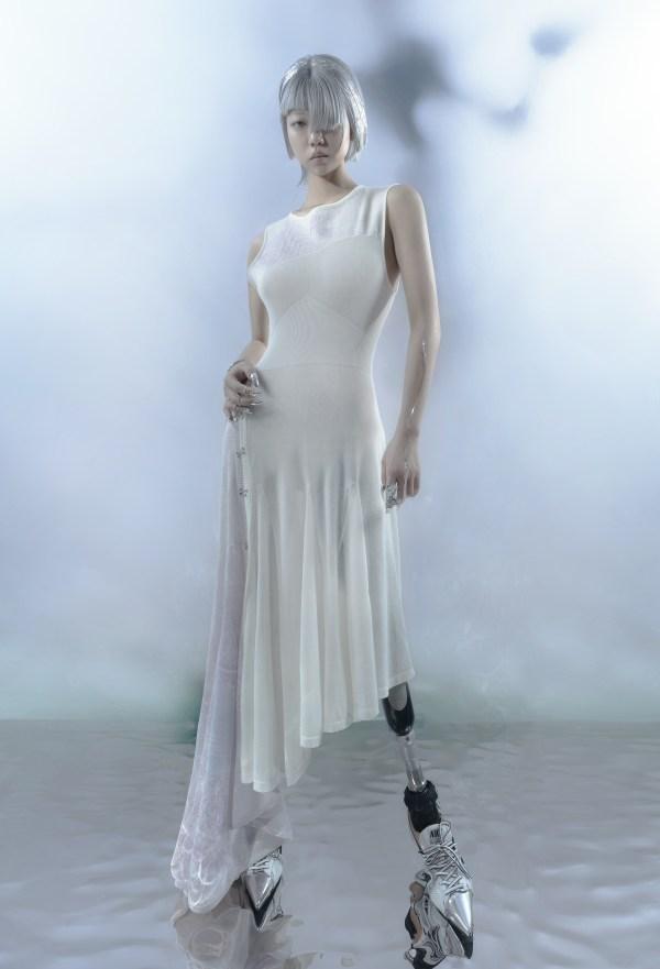 knitGrandeur- Jinjing Lin: FIT Future of Fashion 2021, Knitwear