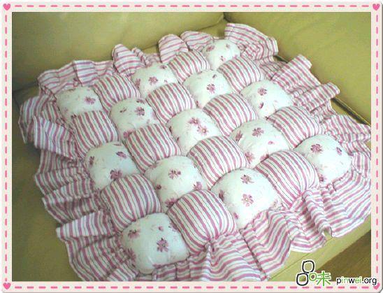 шьем мягкий  коврик для дома