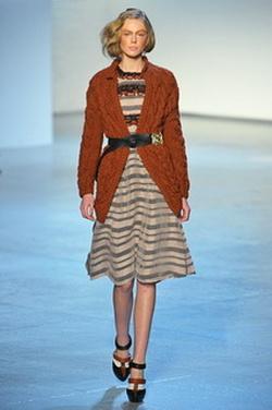 Модные кардиганы осень-зима 2012-2013