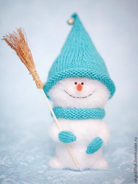 ตุ๊กตาหิมะสำเร็จรูป - 18.5 ซม.