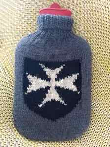 Image of hot water bottle cover