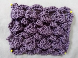 Hyacinth Stitch Pattern swatch