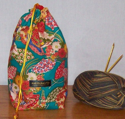 Project Bag by nStitches4u