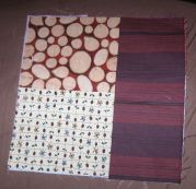The block used for most quilts