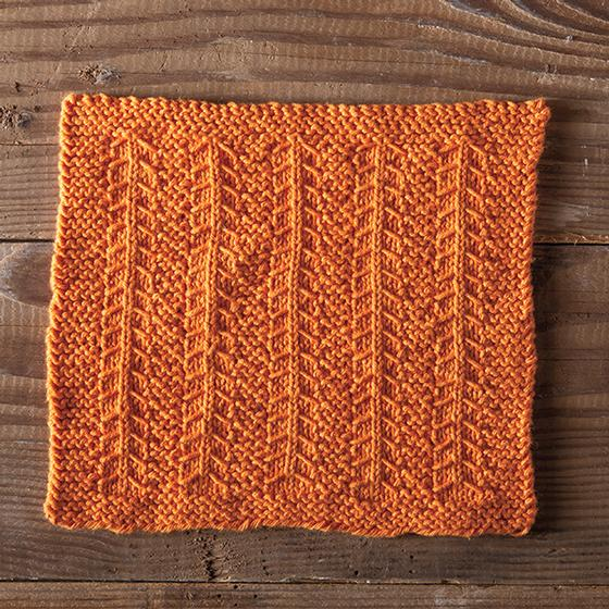 12 Dishcloth Knitting Patterns Knit Om