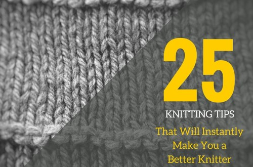 8 Common Knitting Mistakes that Beginners Make (and How to
