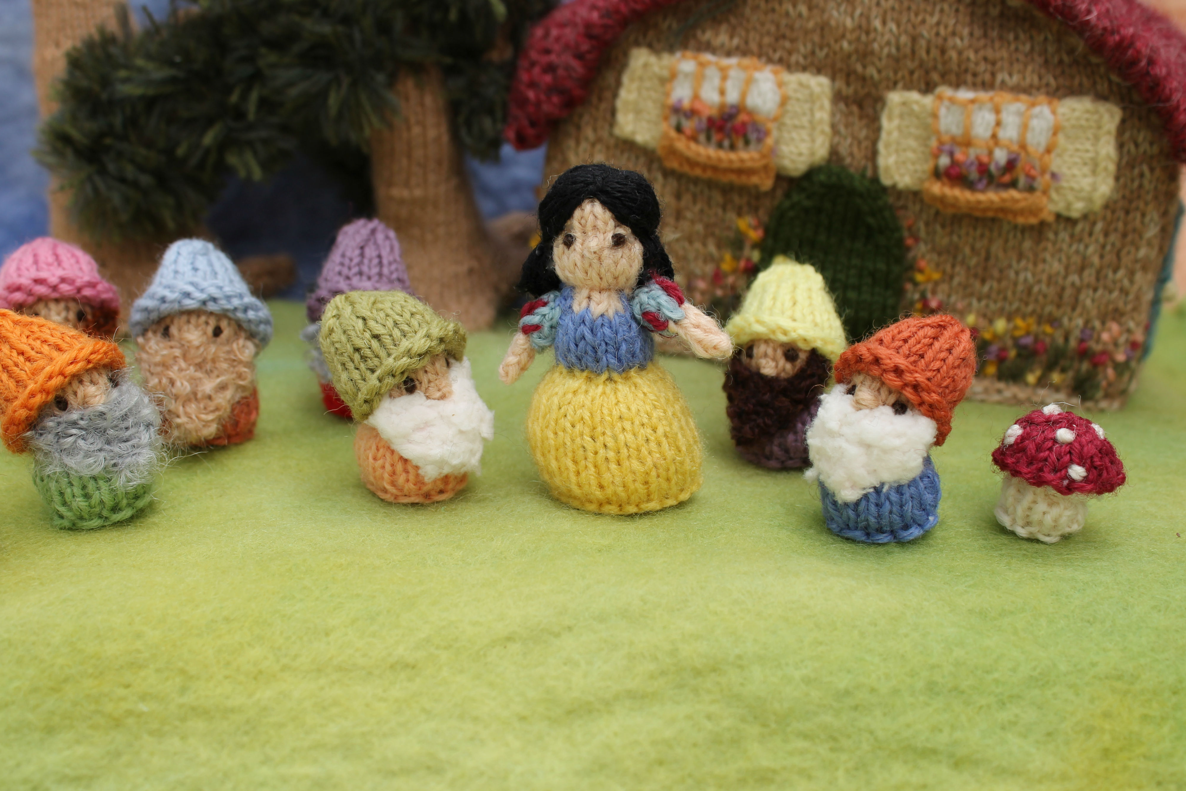 Knitted Fairy Tale