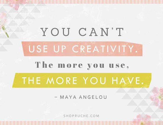 PIn Ups: Maya Angelou | knittedbliss.com