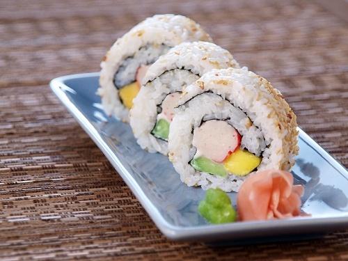 Pin Ups: DIY sushi|www.knittedbliss.com