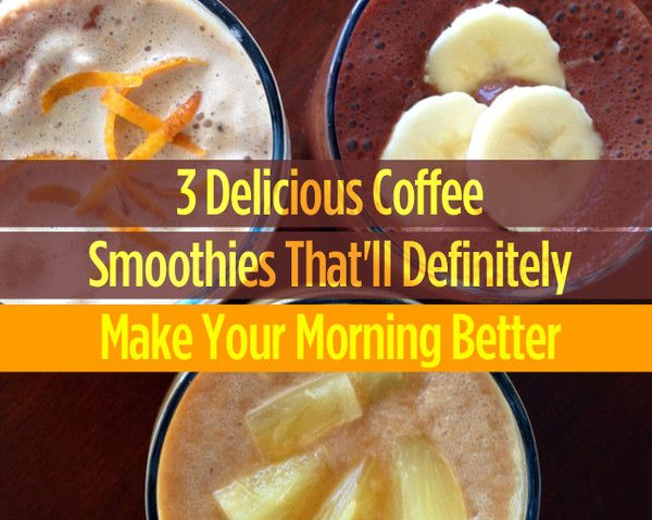 Pin Ups: Coffee Smoothies| knittedbliss.com