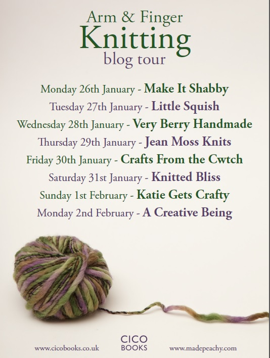arm knitting tour