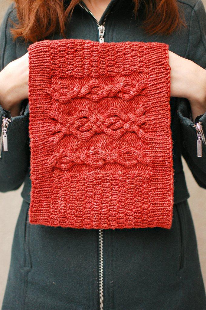 Pattern: Hyperballad Cowl | knittedbliss.com