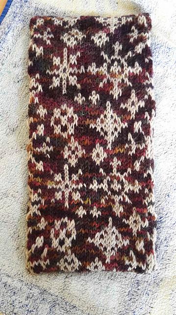 Modification Monday: Aran Xanadu   knittedbliss.com