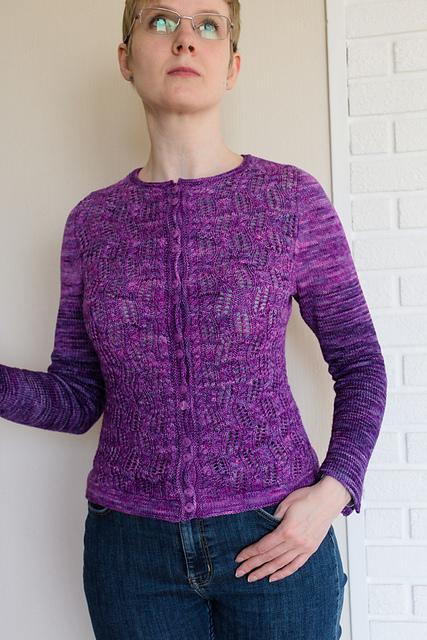 Modification Monday: Guthrie | knittedbliss.com