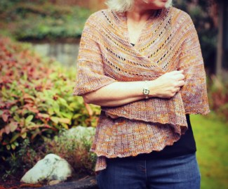 mizzle shawl