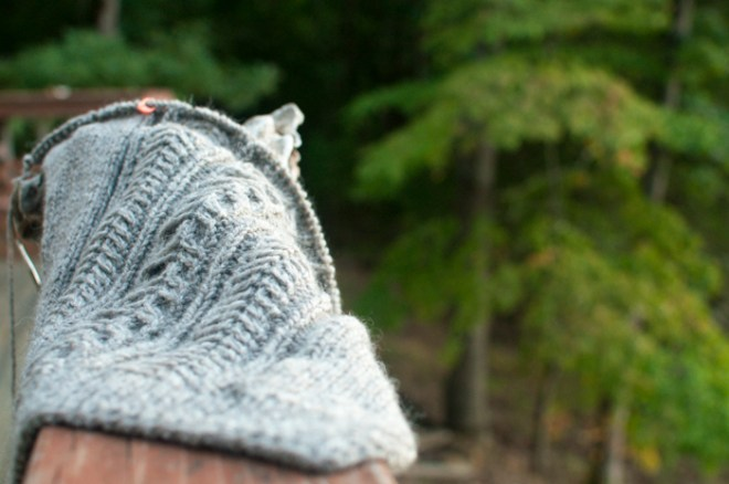 matt's fall sweater