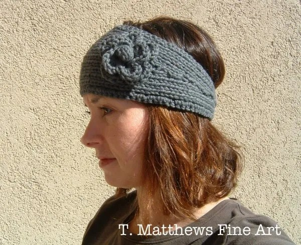 Free Pattern Headbandearwarmers Knitting