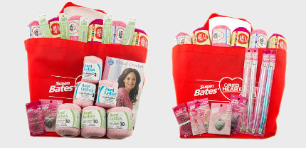 susan bates power of pink giveaway
