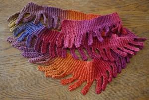 wacing fingers wildflower knits