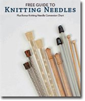 free guide to knitting needles knitting daily