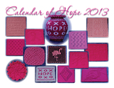 calendar of hope