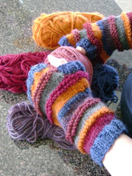 stash busting mitts