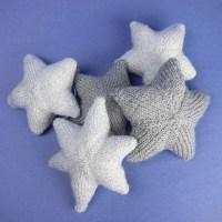 Free Pattern: Easy Knit Stars
