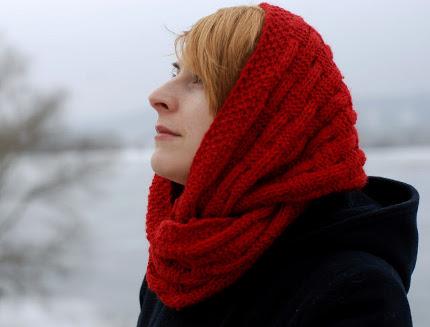 basketweave scarf free pattern
