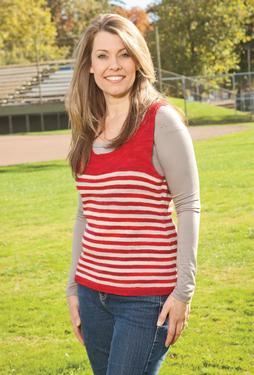 harnett tank baseball knits