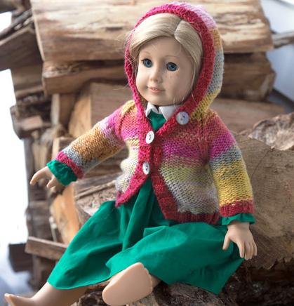 fiona doll hoodie classic elite