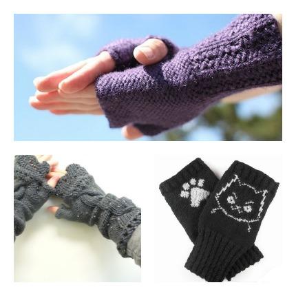 mitt knitting patterns