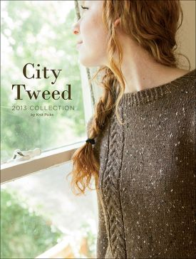 knit picks city tweed collection