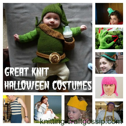 knit halloween costumes