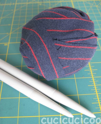 How to Make Yarn with T-Shirts