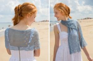 ethereal shawl classic elite
