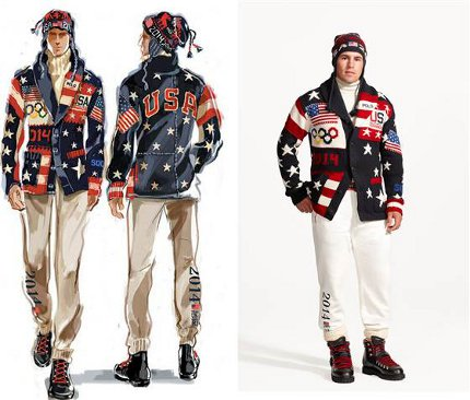 team usa sweaters