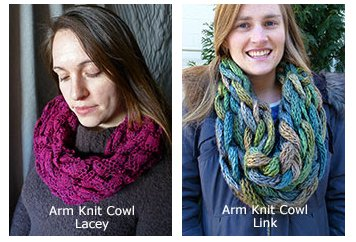 Arm Knitting Revisited