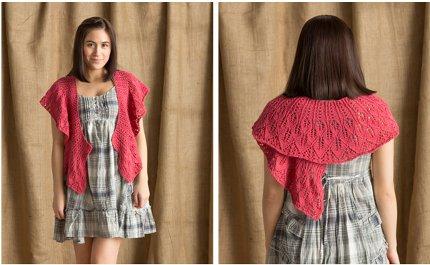 kudzu shawl classic elite