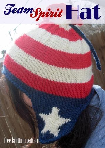 team spirit hat