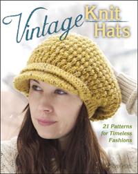 vintage knit hats