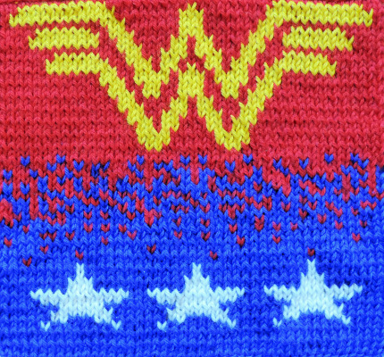 wonder woman block