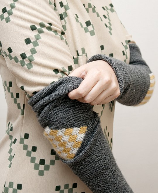 Beautiful ways to mend or remake your sweaters.