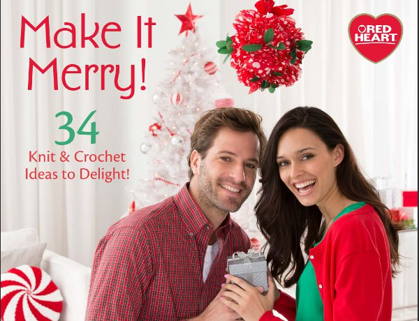 Red Heart's Make it Merry ebook