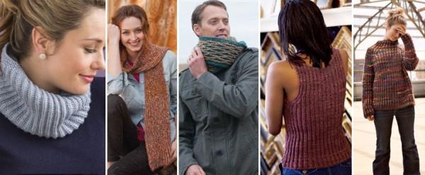 Brioche stitch knitting free ebook from Knitting Daily.