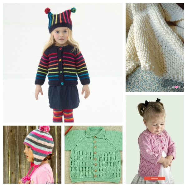 these cute kid patterns are great for all the little ones you know
