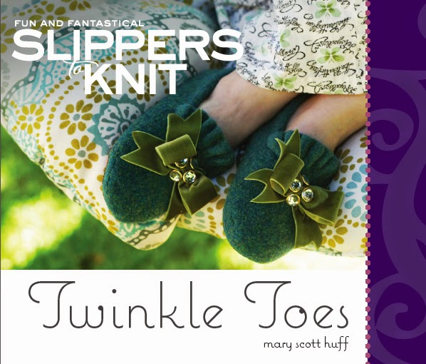 twinkle toes free felted slipper knitting pattern