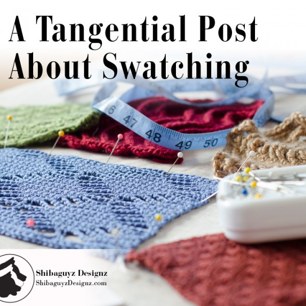 importance of swatching knitting