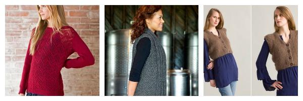 spring sweater knitting patterns